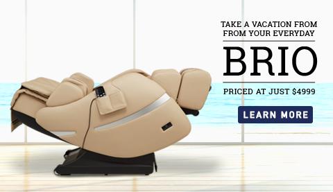 Brio Massage Chair | Positive Posture