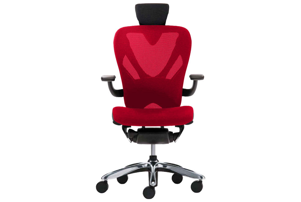 ergonomic office chair vesta by 9to5 macbride office