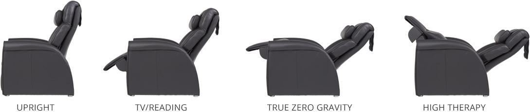 Duke Four Positions True Zero Gravity Recliner | Positive Posture