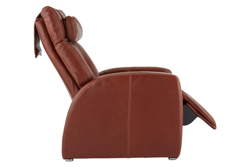 Luma Designer Recliner  sc 1 st  Positive Posture & Café True Zero Gravity Recliner Modern Top-Grain Leather Recliner ... islam-shia.org