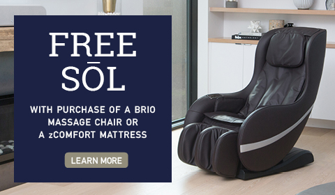 Brio Massage Chair | Positive Posture